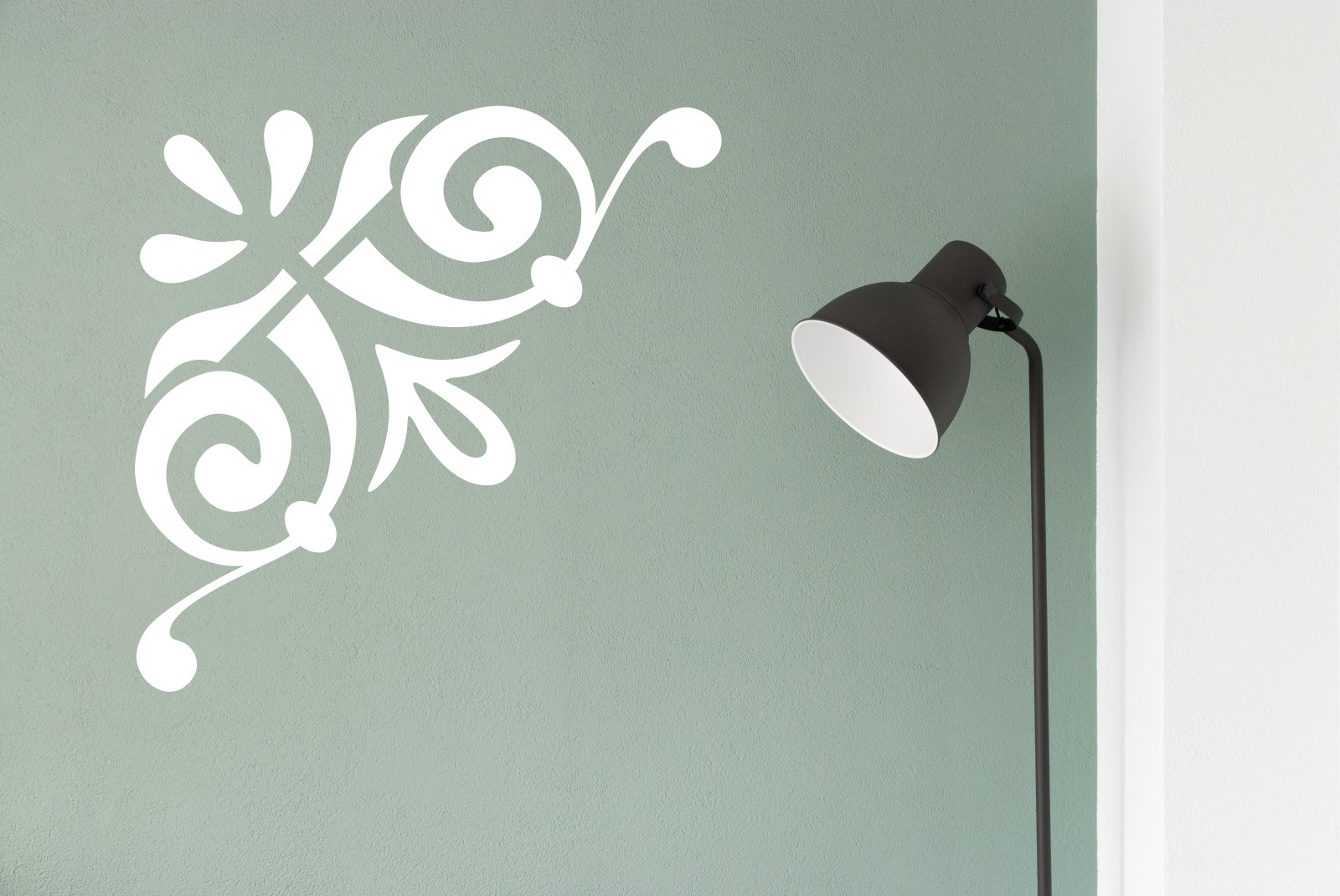 Victorian Corners Wall Stickers